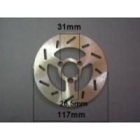Pocket féktárcsa - CZMW-52-357